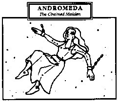 Andromeda - The Constellation Home Page