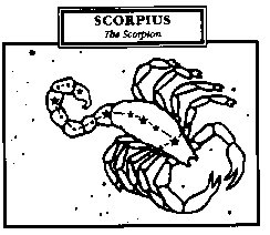 Scorpius - The Constellation Home Page
