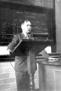 Cosmologist and Astronomer Harlow Shapley